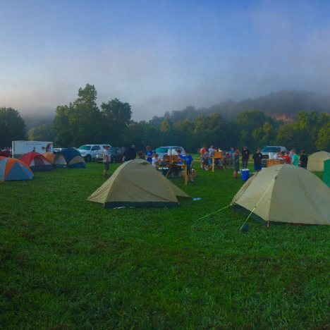Setting up camp is an interest away from the rushing about of present-day life.